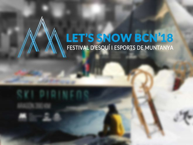 Aramon feria Let´s snow Barcelona (1)