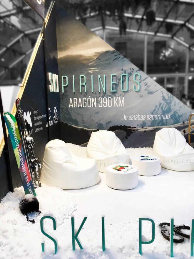 Aramon feria Let´s snow Barcelona (10)