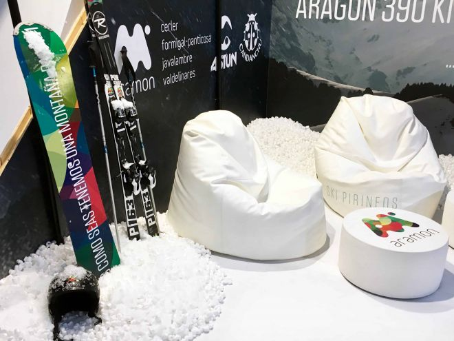 Aramon feria Let´s snow Barcelona (4)