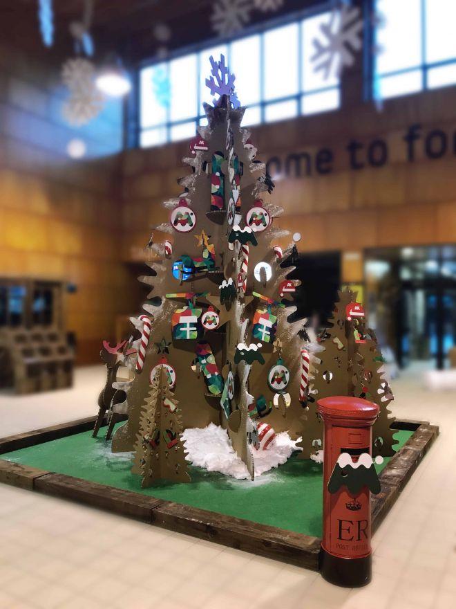 Decoración navidad Aramon Formigal (3)