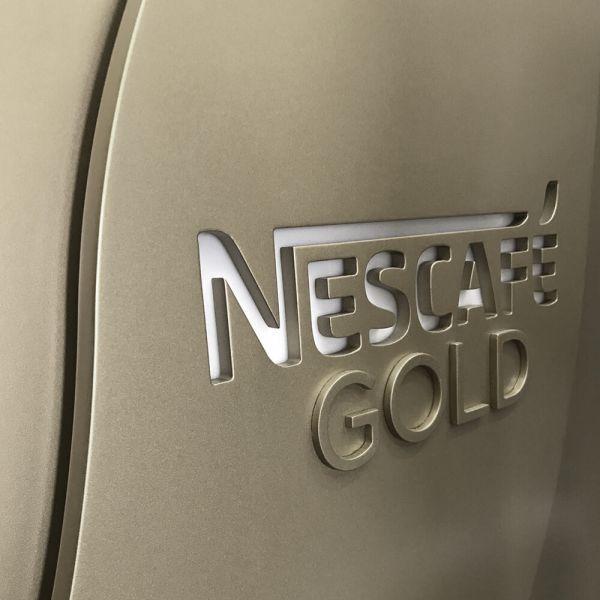 Campaña PDV Nescafé Gold